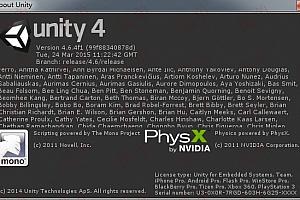 Unity 4.6.4 含注册机
